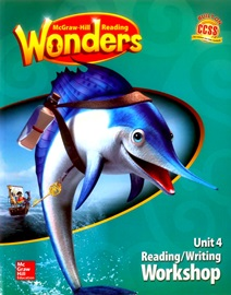 Wonders 2.4 Package (Reading/Writing Workshop with MP3 CD + Your Turn Practice Book with MP3 CD)