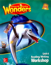Wonders 2.6 Package (Reading/Writing Workshop with MP3 CD + Your Turn Practice Book with MP3 CD)