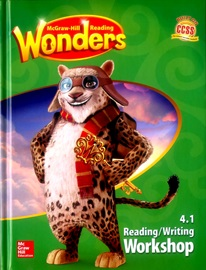 Wonders 4.1 (4.1~4.3) Reading/Writing Workshop with MP3 CD