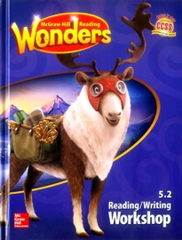 Wonders 5.2 (5.4~5.6) Reading/Writing Workshop with MP3 CD