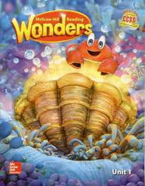 Wonders K Unit 1 Package (Reading/Writing Workshop + Your Turn Practice Book + MP3 CD)