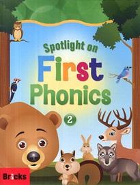 Spotlight on First Phonics 2 (Student Book + Storybook + Multimedia CD)