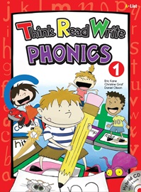 Think Read Write PHONICS 1 (Student Book + Workbook + Hybrid CD)