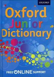 Oxford Junior Dictionary 2012