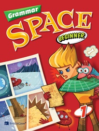 Grammar Space Beginner 1 Student Book with Workbook