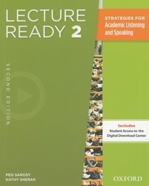 Lecture Ready 2 Student Book with Student Access code [2nd Edition]