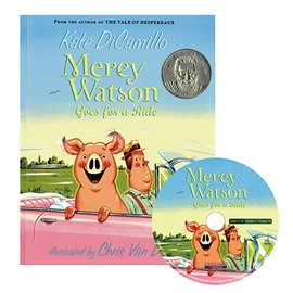 Mercy Watson #2 Goes for a Ride (Book+CD)