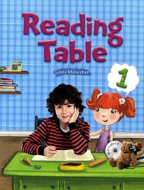 Reading Table 1 (Student Book + Workbook + Audio CD)
