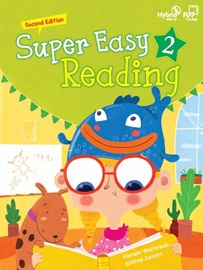 Super Easy Reading 2 Student Book with Hybrid CD [2nd Edition]