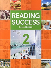 Reading Success 2 Student Book with MP3 CD [2nd Edition]