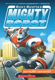 SC-Ricky Ricotta's Mighty Robot (Book 1) - New