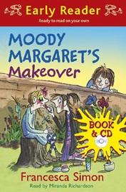 Horrid Henry Early Reader - Moody Margaret's Makeover (Book+Audio CD)