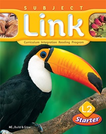 Subject Link Starter Level 2 (Student's Book + Workbook + Multi-Rom)