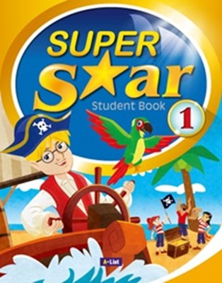 Super Star 1 Student Book with MultiCDs