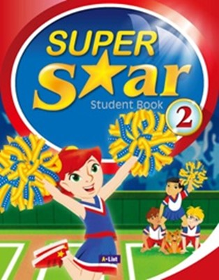 Super Star 2 Student Book with MultiCDs
