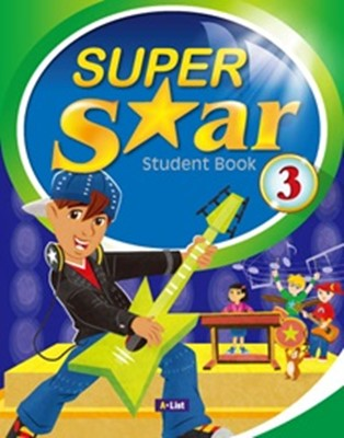 Super Star 3 Student Book with MultiCDs