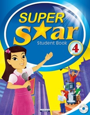 Super Star 4 Student Book with MultiCDs