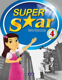 Super Star 4 Workbook