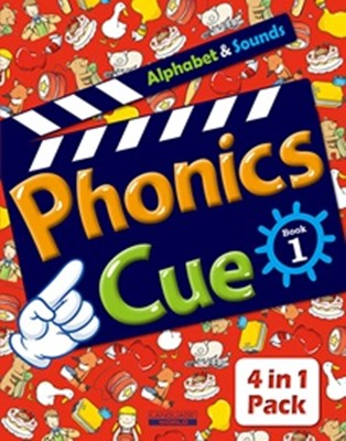 Phonics Cue 1 (Student Book + Workbook + Activity Worksheet + Hybrid CD) [개정판]