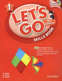 [행사]Let's Go 1 Skills Workbook with CD [4th Edition]
