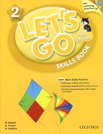 Let's Go 2 Skills Workbook with CD [4th Edition]