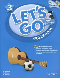 [행사]Let's Go 3 Skills Workbook with CD [4th Edition]