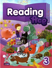 Reading Ace 3 (Student Book + Workbook + My Portfolio + MP3 CD)
