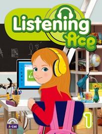 Listening Ace 1 (Student Book + Workbook + MP3 CD)