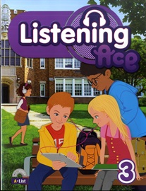Listening Ace 3 (Student Book + Workbook + MP3 CD)