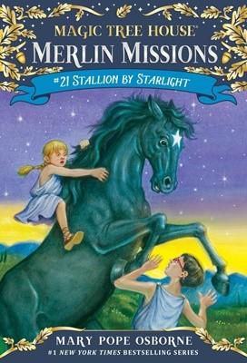 Merlin Mission #21:Stallion by Starlight (PB)