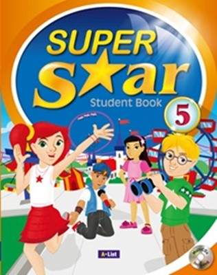 Super Star 5 Student Book with MultiCDs