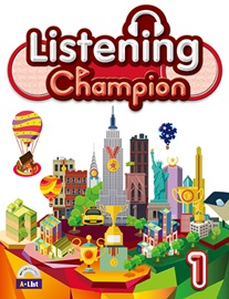 Listening Champion 1 (Student Book + Workbook + MP3 CD)