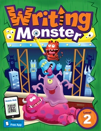 Writing Monster 2 Student Book with Portfolio Book