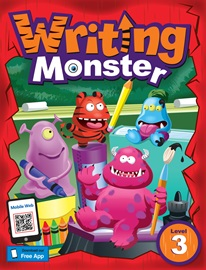 Writing Monster 3 Student Book with Portfolio Book