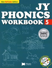 JY Phonics Workbook 5 [New Color Edition]