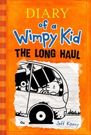 LB-Diary of a Wimpy Kid #9 : Long Haul (Paperback)