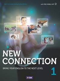 New Connection 1 Student Book with Digital CD & Free Mobile App