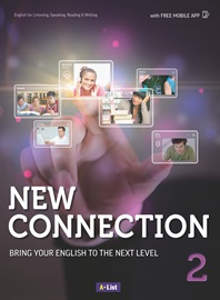 New Connection 2 Student Book with Digital CD & Free Mobile App