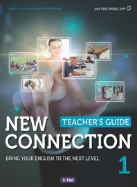 New Connection 1 Teacher's Guide with Digital CD & Free Mobile App