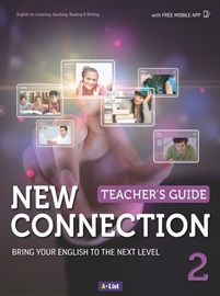 New Connection 2 Teacher's Guide with Digital CD & Free Mobile App