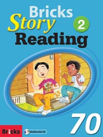 Bricks Story Reading 70 #2 (Student Book + Workbook + Multimedia CD)