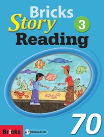 Bricks Story Reading 70 #3 (Student Book + Workbook + Multimedia CD)
