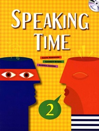 Speaking Time 2 Student's Book with MP3 CD