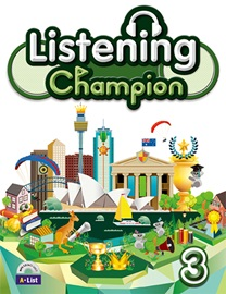 Listening Champion 3 (Student Book + Workbook + MP3 CD)