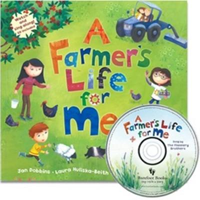 노부영 A Farmer's LIfe for Me (Paperback+Hybrid CD)