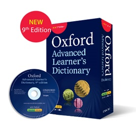 Oxford Advanced Learner's Dictionary with New iSpeaker iWriter on DVD-Rom and Online Access [9th Edition]