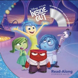 Inside Out: Read-Along Storybook with CD (Paperback)