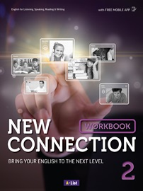 New Connection 2 Workbook with Free Mobile App