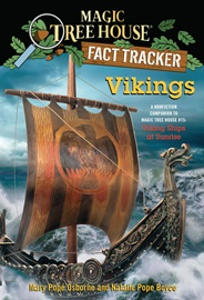 Magic Tree House Fact Tracker #33 Vikings