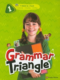 Grammar Triangle 1 (Student Book + Workbook + Audio CD)